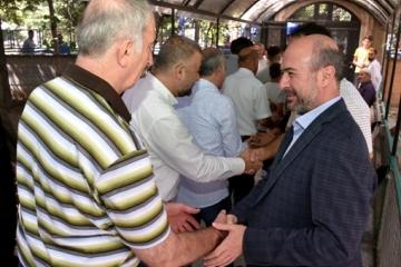 """Selçuklu Belediye Başkanı Ahmet Pekyatırmacı: """"DUALARIMIZ MEHMEÇİKLE BERABER"""""""