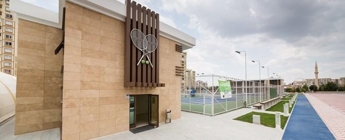 Selçuklu Tenis Kulübü